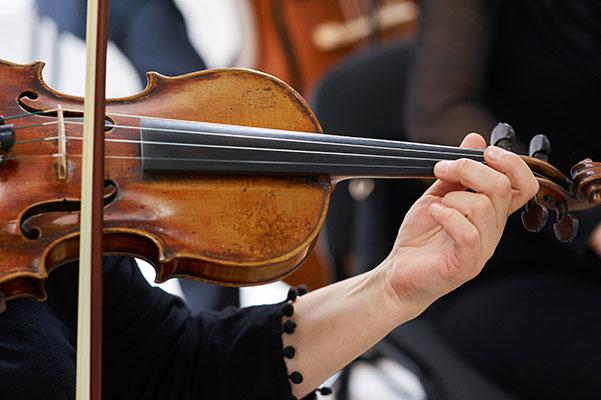 Orlando violin and string wedding music